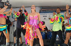 Vibrant Hispanic Carnivals - Carnaval Miami Includes a Wide Variety of Latino-Centric Activities