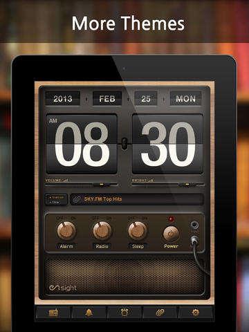 HD Radio Alarm Apps