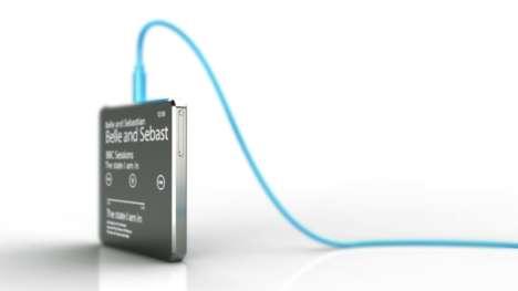 LED MP3 Players