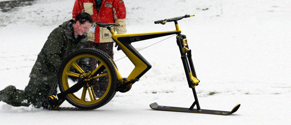 Specialized Snow Cycles