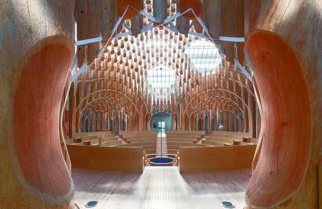 Captivating Contemporary Churches
