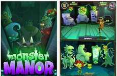 Monstrous Diabetic Games - Monster Manor Encourages Diabetic Kids To Record Blood Glucose Levels