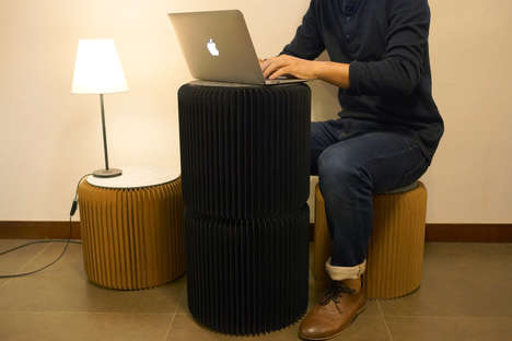 Hidden Honeycomb Seats