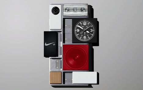 Custom Modular Smartphones