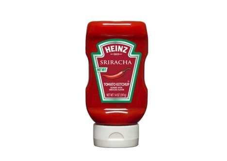 Hot Sauce Ketchups