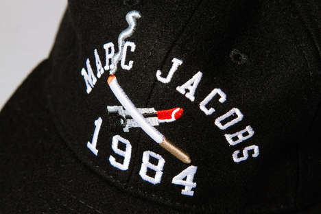 Collaborative Designer Hats - The Marc Jacobs Ebbets Field Casting Call Cap is an American Classic