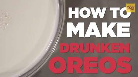 Deceiving Alcoholic Cookies