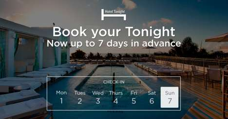 Spontaneous Romantic Getaways - HotelTonight's Love More Package is Perfect for Last Minute Planners