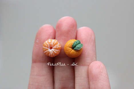 Charming Citrus Jewlery