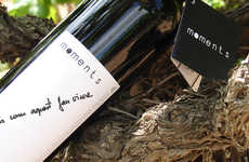 Personalized Wine Bottles - Moments Wine Packaging Invites You to Give Vino Like a Greeting Card