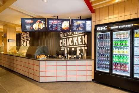 Professionals-Targeting Fast Food