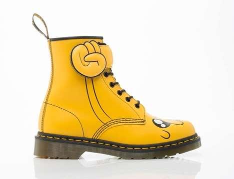 Cartoon Character Boots