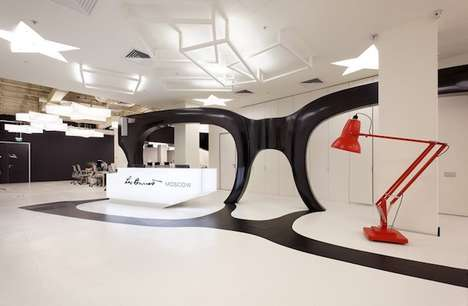 Quirky Bespectacled Workplaces