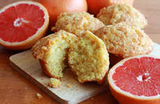 Grapefruit Buttermilk Baked Goods