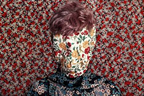 Camouflaged Emotion Art - Romina Ressia's 'What Do You Hide?' Highlights Hidden Feelings