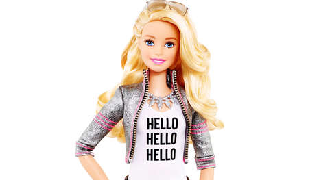 Internet-Connected Dolls - Hello Barbie Uses ToyTalk Technology to Have Real Conversations with Kids