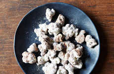 Glitzy Popcorn Recipes - This Nutella Popcorn Puppy Chow is Perfect for an Oscars Party