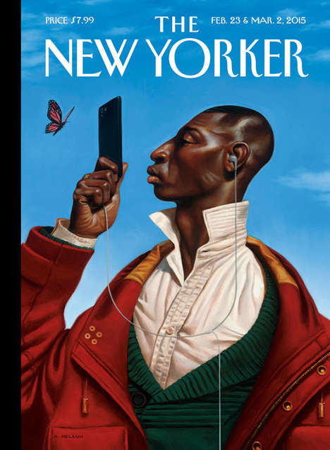 Anniversary Mascot Illustrations - The New Yorker Releases Nine Covers in Celebration of 90 Years
