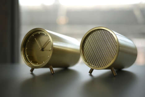 Cylindrical Home Accessories