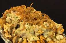 Pot Pie Poutines - Epic Deli's Chicken Pot Pie Variation Takes the Form of Poutine Toppings