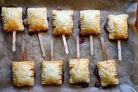 Sharable Brie Skewers