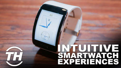 Intuitive Smartwatch Experiences