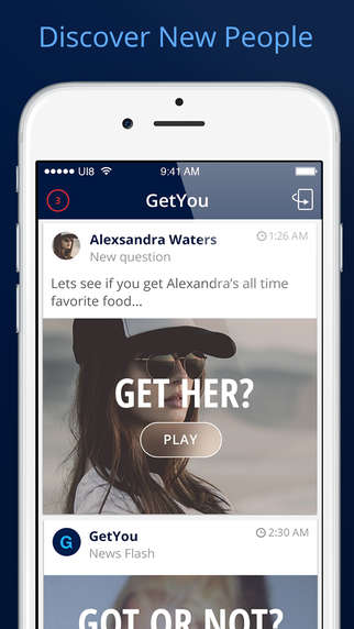 Perceptive Social Apps - GetYou Tests How Well You Think You Know Strangers