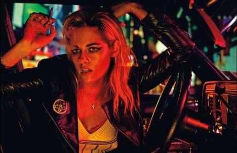 Nightcrawler Actress Editorials