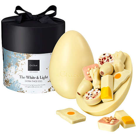 Luxurious Easter Eggs - This Hotel Chocolat Egg is for the Disconcerting Chocolate Fan