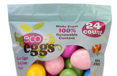 Eco-Friendly Easter Eggs