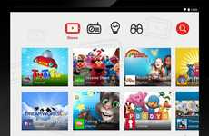 Child-Friendly Video Platforms - YouTube Kids Provides a Safe Place for Children to Watch Clips