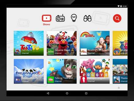 Child-Friendly Video Platforms