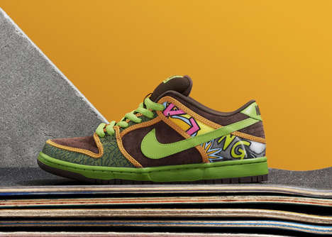 Soulful Skate Shoes