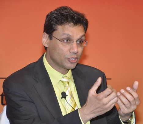 Boosting Emerging Brands - Dr. Nirmalya Kumar's Emerging Markets Talk Discusses Global Expansion