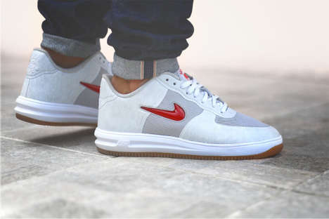 "Co-Branded Commemorative Kicks - The CLOT x Nike Lunar Force 1 ""10 Anniversary"" is Finally Here"
