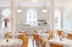 Elegant Concept Restaurants - Spring Restaurant at Somerset House is a Luxurious French Eatery