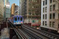 Public Transit Parties - The CTA Party Train is Available for Rentals in Chicago
