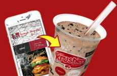 Broken Phone Campaigns - KFC Japan's Fast Food Promotion Rewards Cracked Phone Screens
