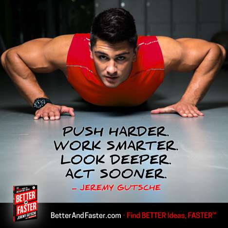 Work Smarter, Act Sooner