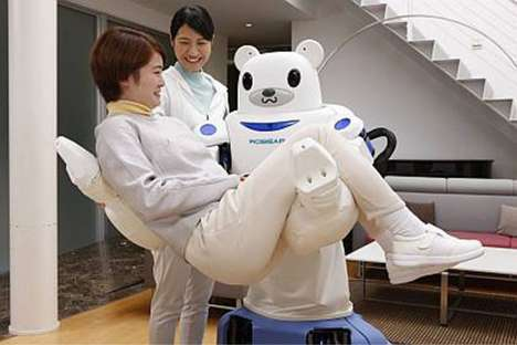 Elderly-Nursing Robots