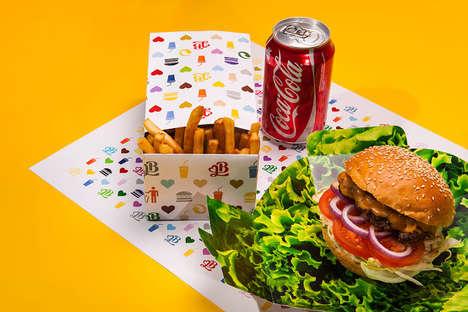 Pop Restaurant Packaging