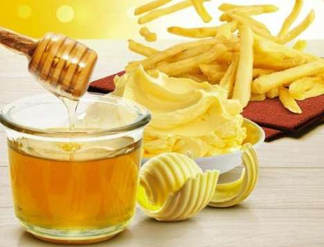 Honeyed French Fries