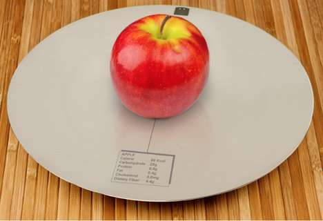 Hi-Tech Nutritional Scanners - The Proscan Can Examine Any Food in Seconds to Calculate Calories