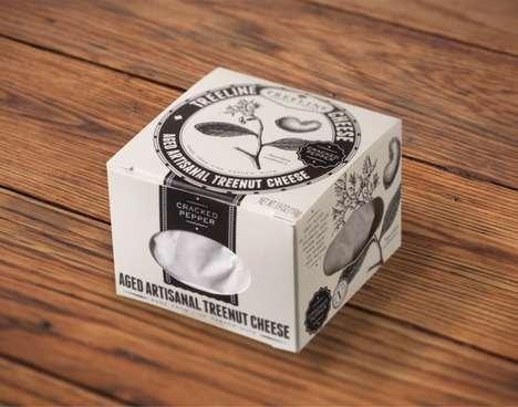 Rustic Vegan Packaging