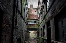 Derelict Architecture Photography