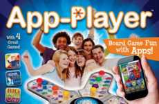 App-Integrated Board Games - Cheatwell's App-Player Board Game is Enhanced with Mobile Devices