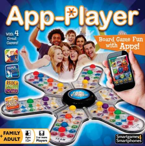 App-Integrated Board Games
