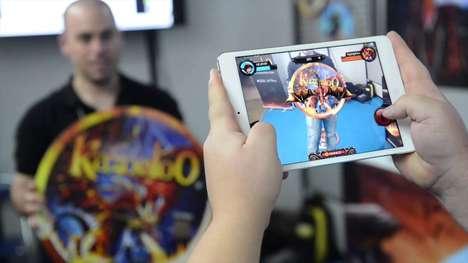 Augmented Fantasy Games