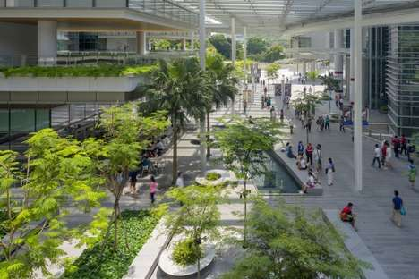 Eco-Friendly Lab Campuses