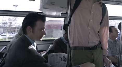 Awkward Samaritan Ads